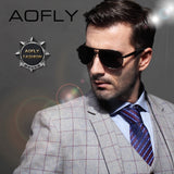 AOFLY 2016 New Fashion Men's Polarized Sunglasses Driving Coating Mirrors Eyewear Sun Glasses for Men UV400 Oculos de sol S1543 - Shopatronics - One Stop Shop. Find the Best Selling Products Online Today