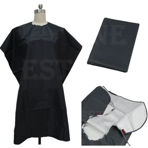 Adult Salon Hair Cut Hairdressing Barbers Hairdresser Cape Gown Cloth Waterproof - Shopatronics - One Stop Shop. Find the Best Selling Products Online Today