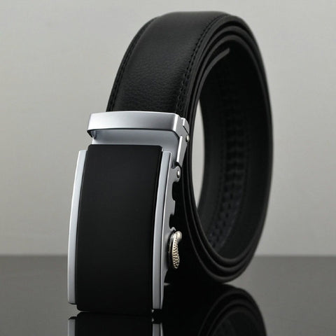 Belt 2016 New Designer Automatic Buckle Cowhide Leather men belt 110cm-130cm Luxury belts for men - Shopatronics - One Stop Shop. Find the Best Selling Products Online Today