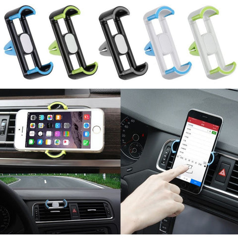 Best Universal Mini Car Air Outlet Holder Stents Vent Mount Support For Cell Phone - Shopatronics - One Stop Shop. Find the Best Selling Products Online Today