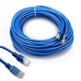 Big Promotion Durable 16M Blue 65FT RJ45 For CAT5 Ethernet Internet Network Patch LAN Cable Cord For Computer Laptop - Shopatronics - One Stop Shop. Find the Best Selling Products Online Today