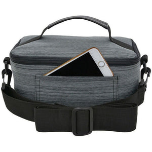 Brand New Portable Nylon Grey VR Box Bag Cover Storage Carrying Bag Case For Samsung Gear VR Oculus 3D Glasses Bag - Shopatronics - One Stop Shop. Find the Best Selling Products Online Today