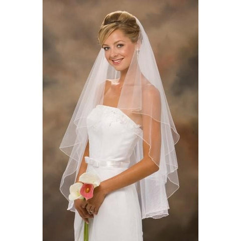 Cheap Short Wedding Veil With Comb White Ivory Bridal Veils Veu De Noiva Curto High Quality Wedding Accessories Imported China - Shopatronics - One Stop Shop. Find the Best Selling Products Online Today