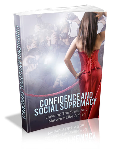 Confidence and Social Supremacy E-book