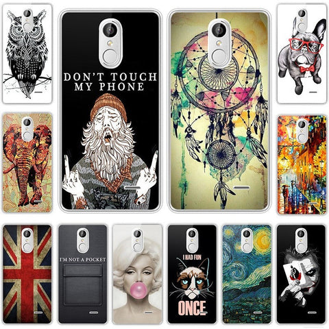 Cool Design Soft Tpu Case For Leagoo M5 Soft Silicone Printing Back Cover Phone Cases For Leagoo M5 - Shopatronics - One Stop Shop. Find the Best Selling Products Online Today