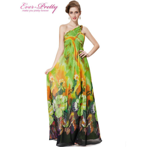 Evening Dresses Ever Pretty Sexy Purple Brand New Style Empire Fashion One Shoulder Long Print Party Gown - Shopatronics - One Stop Shop. Find the Best Selling Products Online Today