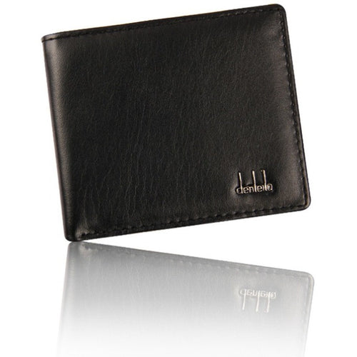 Excellent Quality Portfolio Men Leather Wallets Famous Brand Luxury Male Small Short Thin Wallet Purses - Shopatronics