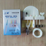 Family Oral Hygiene Irrigator Dental Flosser Unit Equipment Water Floss Jet Pick Cleaning Dental SPA Teeth Cleaner Kit - Shopatronics