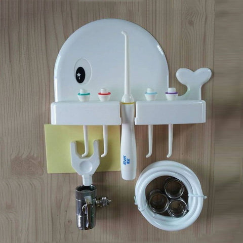 Family Oral Hygiene Irrigator Dental Flosser Unit Equipment Water Floss Jet Pick Cleaning Dental SPA Teeth Cleaner Kit - Shopatronics - One Stop Shop. Find the Best Selling Products Online Today