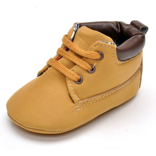 Fashion Winter Super Keep Warm Snow Boots Infant Toddler Crib Soft Soled Shoes Newborn Baby Boy Girl Solid Footwear Boots 0-1T - Shopatronics