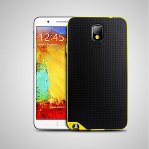 For Samsung Galaxy Note 3 case,original Ipaky Brand PC Frame + Silicone back cover cellphone case for Samsung Galaxy Note3 - Shopatronics