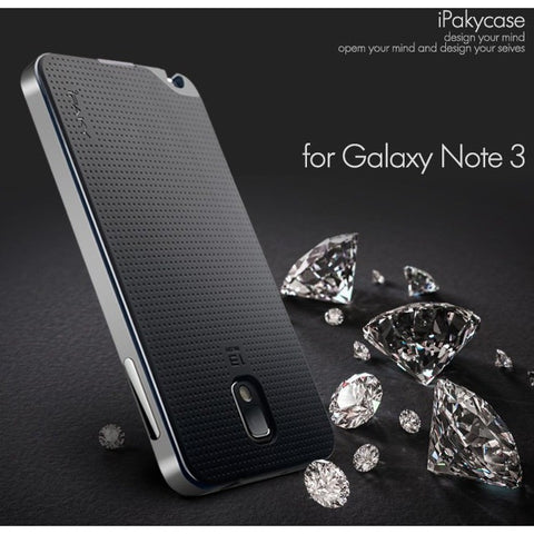 For Samsung Galaxy Note 3 case,original Ipaky Brand PC Frame + Silicone back cover cellphone case for Samsung Galaxy Note3 - Shopatronics - One Stop Shop. Find the Best Selling Products Online Today
