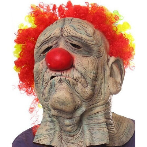 Free shipping 2016 new Halloween masks COS role-playing clown latex mask party - Shopatronics - One Stop Shop. Find the Best Selling Products Online Today
