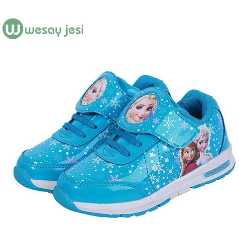 Girls shoes 2016 spring Cartoon children kids sneakers trainers Shoes For Girls Waterproof Sports Casual Shoes girl school shoes - Shopatronics - One Stop Shop. Find the Best Selling Products Online Today
