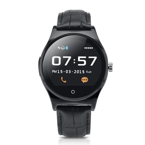 Hot RWATCH R11 Smart Watch Infrared Remote Controller Heart Rate Calls/SMS Sedentary Reminder BT Music Pedometer for Android IOS - Shopatronics - One Stop Shop. Find the Best Selling Products Online Today
