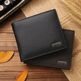 Hot Sale New style 100% genuine leather hasp design men's wallets with coin pocket fashion brand quality purse wallet for men - Shopatronics - One Stop Shop. Find the Best Selling Products Online Today