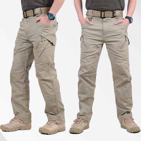Tactical Men Pants Combat Trousers SWAT Army Military Pants Men Cargo Pants For Men Military Style Casual Pants - Shopatronics - One Stop Shop. Find the Best Selling Products Online Today