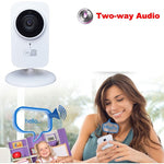 Mini IP Camera Wifi Micro SD CCTV Security Camera 720P Wireless Webcam Audio Surveillance HD Night Vision Cam Video Telecamera - Shopatronics