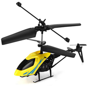 Mini RC 901 Helicopter Shatter Resistant 2.5CH Flight Toys Kids Gifts Drone - Shopatronics