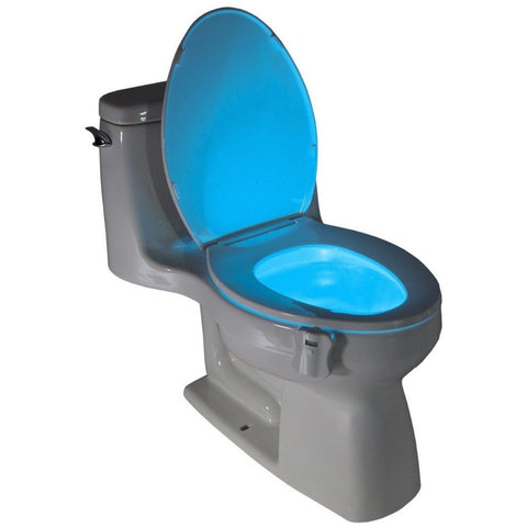 Motion Activated Toilet Nightlight - Shopatronics - One Stop Shop. Find the Best Selling Products Online Today