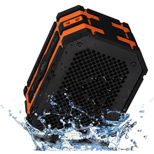 Armor Bluetooth Speaker Passive Loudspeakers Portable Waterproof Outdoor MP3 Speakers - Shopatronics - One Stop Shop. Find the Best Selling Products Online Today