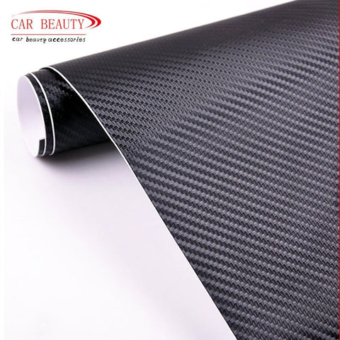 New 2016 Car Styling 50*200cm DIY Waterproof Car Stickers 3D Car Carbon Fiber Vinyl Many Color Available Decorative Film Paper - Shopatronics