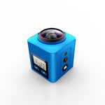 New Arrival 360 degree mini wireless mini sport DV camcorder 360 Degree camera 4K Ultra HD 1080P Panorama video Camera - Shopatronics