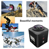 New Arrival 360 degree mini wireless mini sport DV camcorder 360 Degree camera 4K Ultra HD 1080P Panorama video Camera - Shopatronics - One Stop Shop. Find the Best Selling Products Online Today