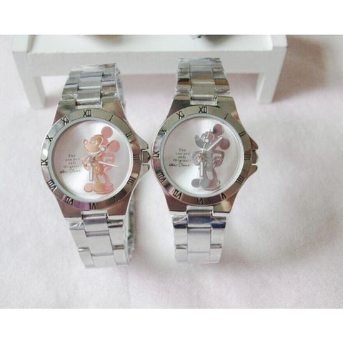 New Fashion  wristwatches quartz watch women rhinestone dress watches mickey watch kids watch - Shopatronics