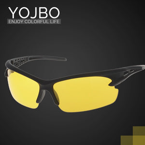 Night Vision Driving Sunglasses Sport Travel Sun Glasses 2016 New Fashion Oculos Mens Designer Glasses for Sight Driving man - Shopatronics