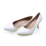 Office lady women high heels shoes Women's Pumps Bride Show Thin Heel Pointed Toe High Heel Shoes for office lady Women - Shopatronics - One Stop Shop. Find the Best Selling Products Online Today