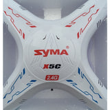 Original syma x5c-1100%  Remote Control RC Helicopter RC Quad-copter Drone Ar.Drone With HD Camera x5c - Shopatronics