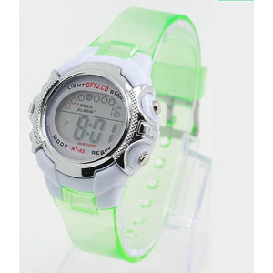 Paradise 2016 Hot Boy Girl Alarm Date Digital Multifunction Sport LED Light Wrist Watch High Quality - Shopatronics