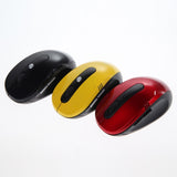 Portable Optical Wireless Mouse USB Receiver RF 2.4G For Desktop & Laptop PC Compute Peripherals Accessories 3 colors - Shopatronics