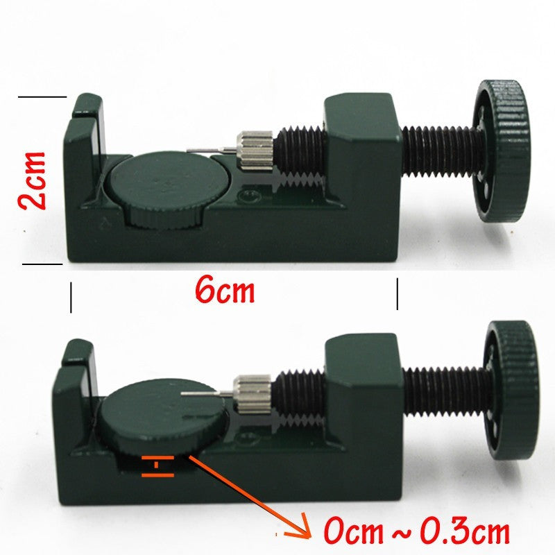 Professional Watch Band & Bracelet Repair Accessories Adjustable Link Pin Remover Tool with Two Spare Pins for fashion watches - Shopatronics