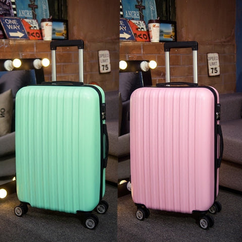 Pull rod box universal wheel travel bags small suitcase password coffers 20/22/24/26/28 inches - Shopatronics - One Stop Shop. Find the Best Selling Products Online Today