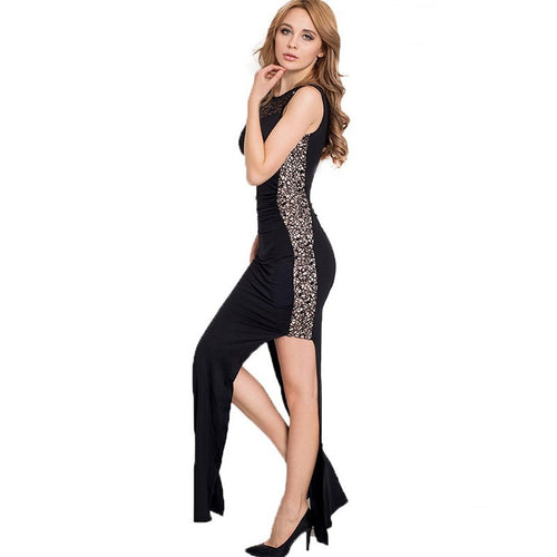 R80204/R80176 New arrival top selling party dresses 2 styles sequin lace formal dress plus size women super deal long dress - Shopatronics - One Stop Shop. Find the Best Selling Products Online Today