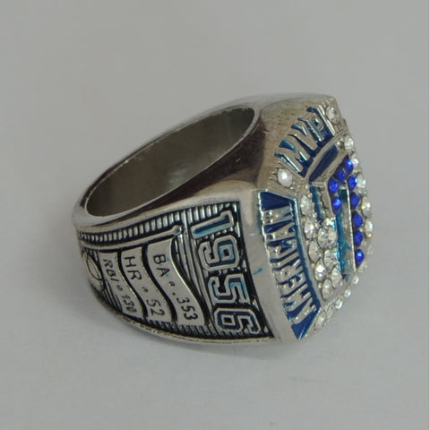 Replica Newest Design 1956 Mickey Mantle Baseball Championship Rings - Shopatronics
