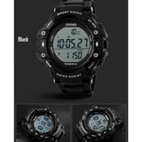 SKMEI Watches Men Pedometer LED Digital Watch Dive 50M Outdoor Sport Watch Student Black Clock relogio masculino Luxury Brand - Shopatronics - One Stop Shop. Find the Best Selling Products Online Today