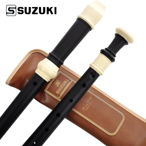 SUZUKI ARE-711 Clarinet Recorder British 8 Holes Alto Recorder Music instrument Baroque Professional Performance - Shopatronics - One Stop Shop. Find the Best Selling Products Online Today