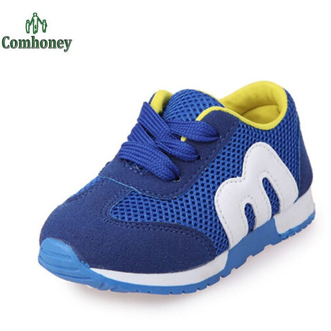 Spring Children Shoes Boys Breathable Sneakers Kids Sport Running Shoes For Girls Air Mesh Chaussure Enfant Children Footwear - Shopatronics - One Stop Shop. Find the Best Selling Products Online Today