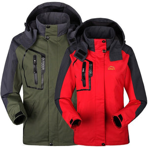 Spring autumn men Women jacket Outdoor jaqueta Camping sports coat fashion men tourism mountain jackets waterproof Windproof - Shopatronics