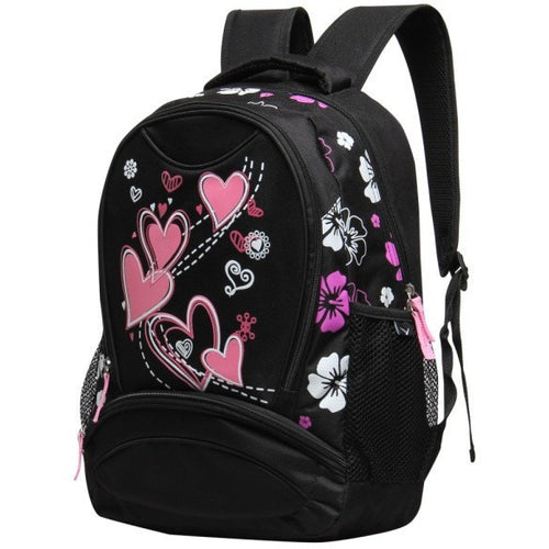 VEEVAN 2016 School Bags for Girls Designer Brand Print Women Backpack Cheap Shoulder Bag Wholesale Kids Child  Backpacks Fashion - Shopatronics