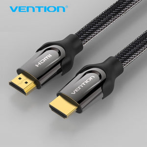 Vention HDMI Cable Male to Male Audio Cable HDMI 2.0V 1080P 4k 3D For Ps3 Xbox  HDTV Computer Cables (0.75m,1m,1.5m,2m,3m,5m) - Shopatronics
