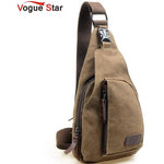 Vogue Star!2016 New Fashion Man Shoulder Bag Men Sport Canvas Messenger Bags Casual Outdoor Travel Hiking Military  Bag YK40-999 - Shopatronics