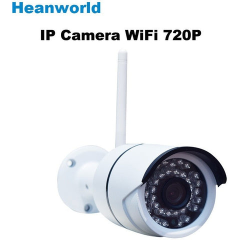 Heanworld Mini Hd Smart Wifi Camera Ip Wireless Home Security Ip Camera Wifi 720p Mobile App Remote View Ip Cam Security & Protection