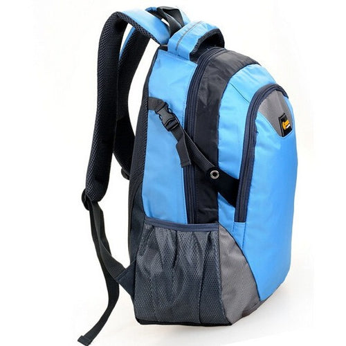 Sports double-shoulder travel backpack teenage school bags - Shopatronics