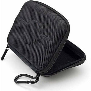 Vangoddy Nylon Black Cube GPS Protective Compact Carrying Case - Shopatronics