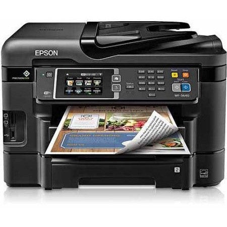 Epson WorkForce WF-3640 All-in-One Printer/Copier/Scanner/Fax Machine - Shopatronics - One Stop Shop. Find the Best Selling Products Online Today