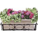 CobraCo Kingston Adjustable and Expandable Bronze Flower Box Holder - Shopatronics - One Stop Shop. Find the Best Selling Products Online Today